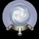 Foggy Crystal Ball-128x128