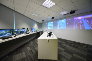 Dell's IoT lab in Singapore