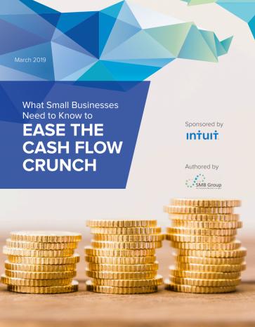 Cash flow report cover